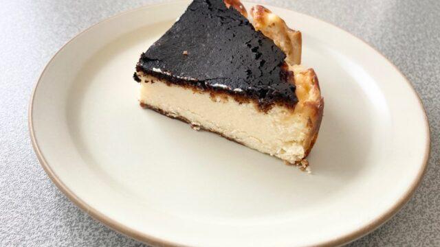 九州お取り寄せ本舗のバスクチーズケーキの実食レポート