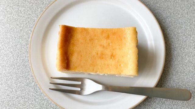 チーズケーキ ホリックのクリームチーズケーキ実食レポート