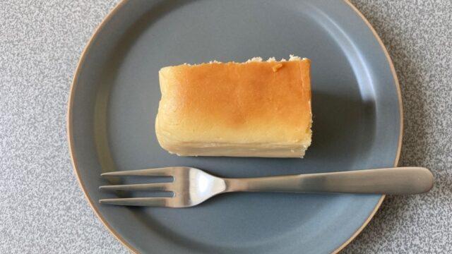 武蔵野茶房の焼チーズケーキのレポート