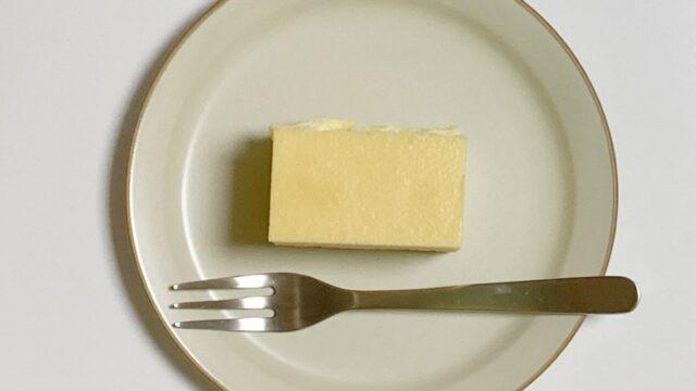 クリオロの幻のチーズケーキの美味しさ