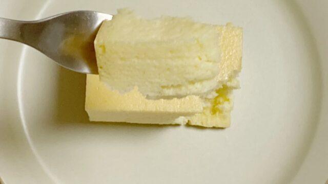 クリオロの幻のチーズケーキの美味しさ②