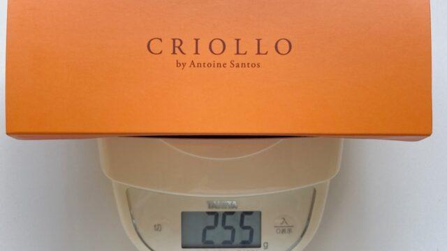 クリオロの幻のチーズケーキのボリューム
