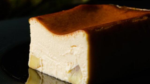 和栗のチーズケーキ