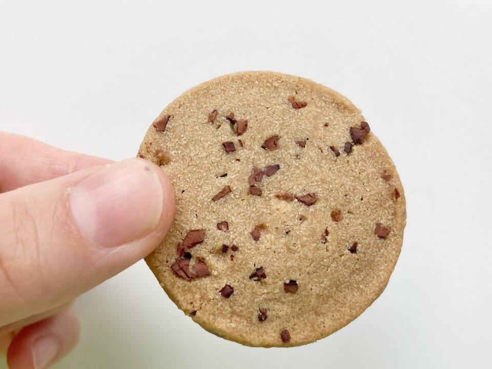 ダンデライオン・チョコレートのカカオニブクッキー