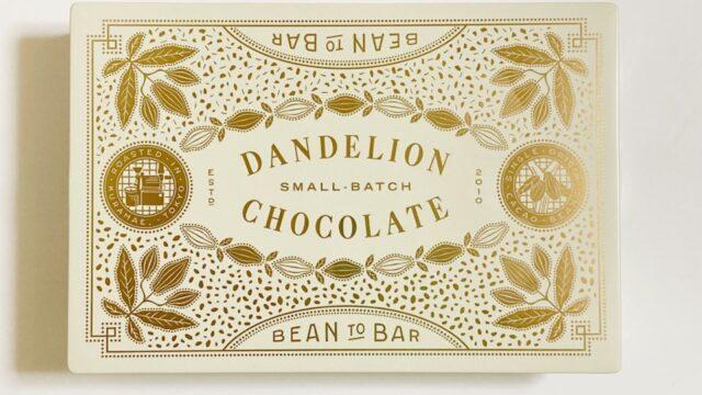 ダンデライオン・チョコレートのクッキーを開けてみた