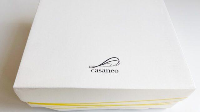 カサネオのミルクレープの箱